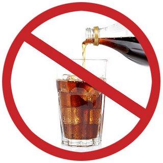 كيفية التوقف عن شرب المشروبات الغازية