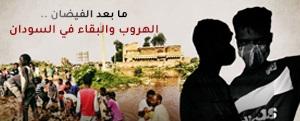 ما بعد فيضان النهر.. الهروب والبقاء في السودان